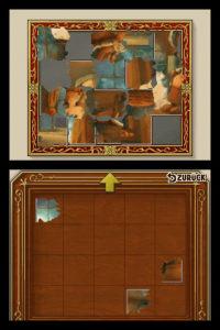 Professor Layton und das geheimnisvolle Dorf - Rätsel und Puzzle © Nintendo