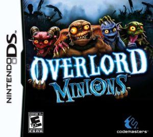 Overlord Minions für den Nintendo DS