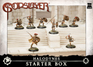 Godslayer - Halodynes Starter Box