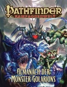 Pathfinder - Almanach der Monster Golarions