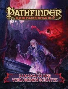 Pathfinder – Almanach der verlorenen Schätze