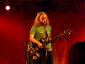 JP Kennedy - der Inbegriff des irischen Straßenmusikers
