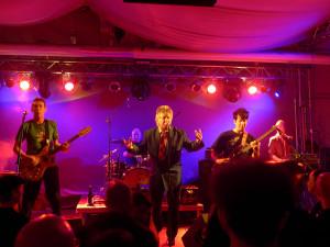 Bollock Brothers - M Mikrofon: Jock McDonald
