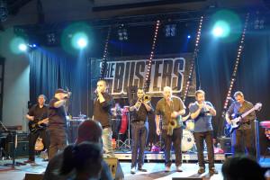The Busters bieten eine breite Auswahl aus fast 30 Jahren Bandgeschichte.