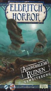 Eldritch Horror - Absonderliche Ruinen