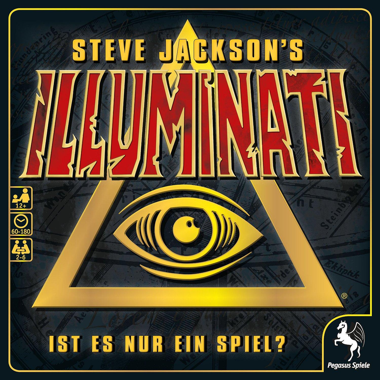 Illuminati Brettspiel