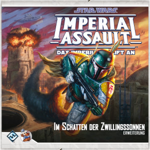 Star Wars Imperial Assault - Im Schatten der Zwillingssonnen