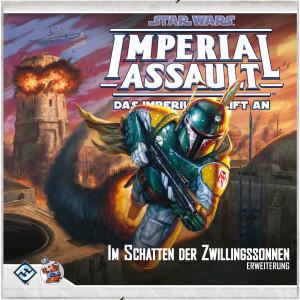 Star Wars Imperial Assault - Im Schatten der Zwillingssonnen