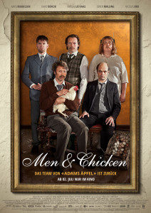 Men & Chicken Filmplakat © dcm