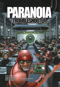Paranoia Troubleshooter