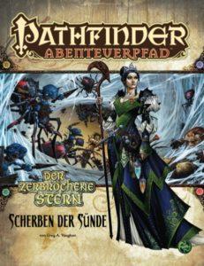 Pathfinder - Scherben der Sünde