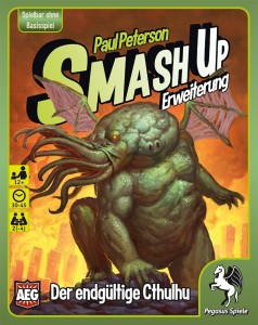 Smash Up Cthulhu