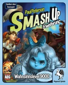 Smash Up Level 9000