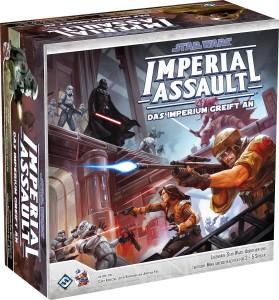 Star Wars Imperial Aussault