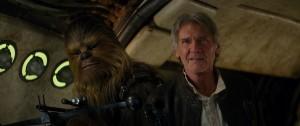 """""""Chewie, wir sind zu Hause!"""" © & TM Lucasfilm Ltd."""