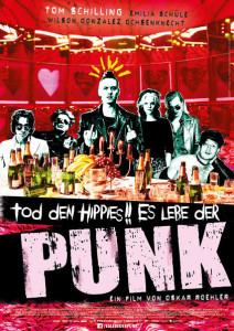 Tod den Hippies!! Es lebe der Punk! - Filmplakat