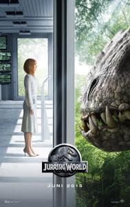 Filmplakat Jurassic World © Universal Studios