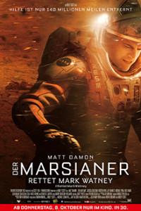 Der Marsianer Filmplakat