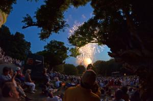 Feuerwerk © Foto: Lars Zink