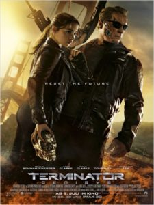 Filmplakat Terminator Genisys © Paramount Pictures