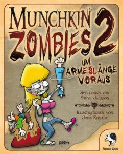 Munchkin Zombies 2 - Um Armeslänge voraus