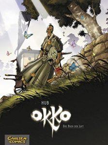 Okko 3 - Das Buch der Luft