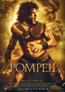 Filmplakat Pompeii © Constantin Film