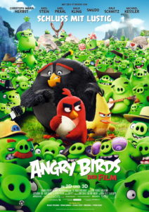 Angry Birds Filmplakat © Sony Pictures