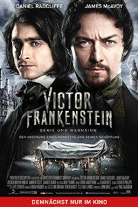 Victor Frankenstein Filmplakat © 20th Century Fox