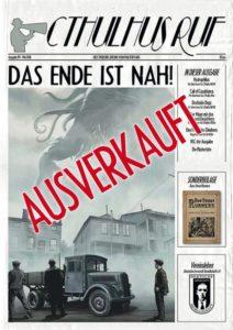 Cthulhus Ruf - Ausgabe 09