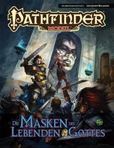 Pathfinder - Die Masken des Lebenden Gottes