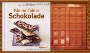 Kleine Tafeln Schokolade