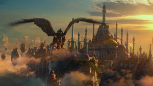 Warcraft: The Beginning – Khadgar auf dem Weg nach Dalaran © Universal Studios