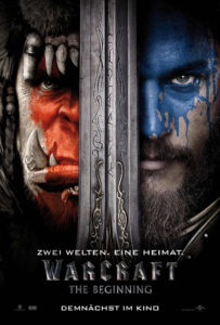 Warcraft: The Beginning Filmplakat