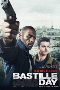 Bastille Day Filmplakat © Studiocanal