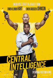 Central Inteligence Filmplakat © Universal Studios