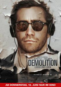 Demolition - Lieben und Leben Filmplakat © 20th Century FOX