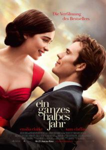 Ein ganzes Halbes Jahr Filmplakat &copy: Warner Bros