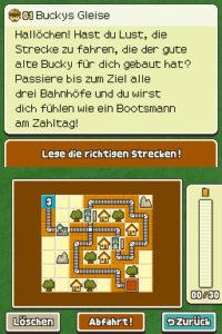 Professor Layton und der Ruf des Phantoms - Minispiel © Nintendo