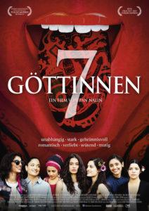 7 Göttinnen Filmplakat © NFP