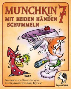 Munchkin 7 - Mit beiden Händen schummeln