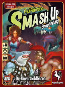 Smash Up - Die Unverzichtbaren