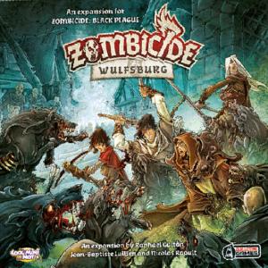 Zombicide - Black Plague: Wulfsburg