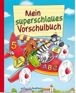Mein superschlaues Vorschulbuch