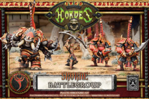Hordes Primal Mk3 - Skorne Battlegroup