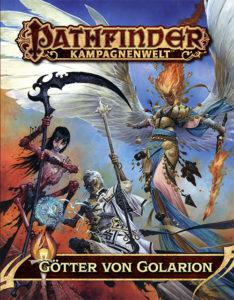 Pathfinder - Götter von Golarion
