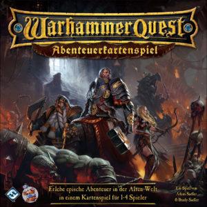 Warhammer Quest - Abenteuerkartenspiel