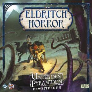 Eldritch Horror - Unter den Pyramiden