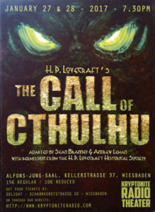 The Call of Cthulhu - Kryptonite Radio Theater
