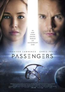 Passengers Filmplakat © Sony Pictures